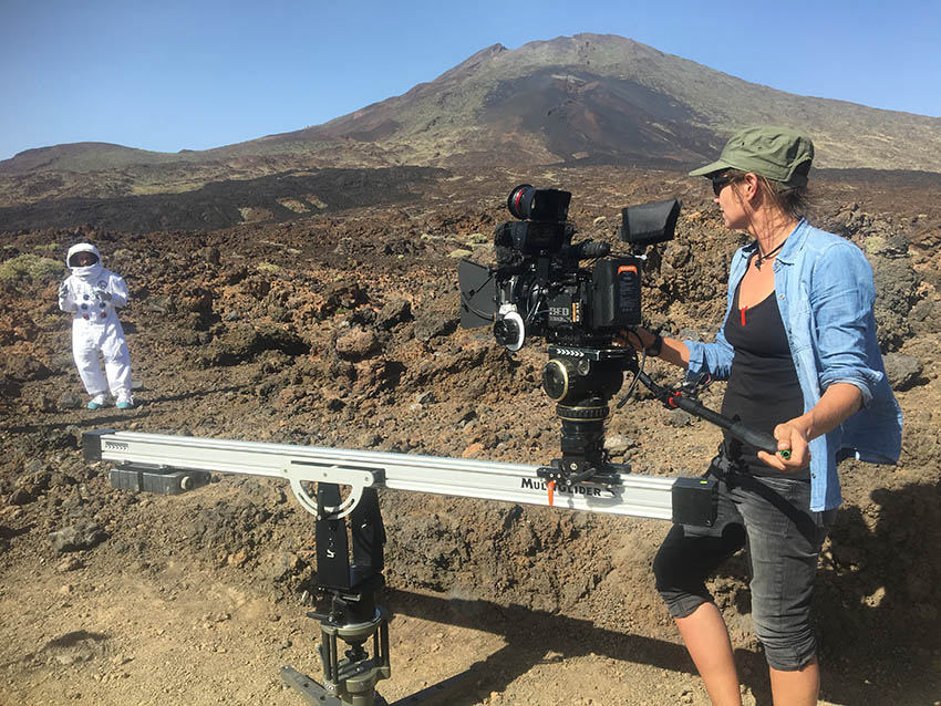 Dactah Chando Music Video Tenerife